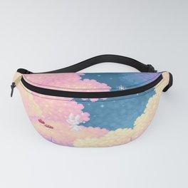 Sakura cloud tour Fanny Pack