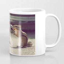 Grimlock vs Munkzilla Coffee Mug