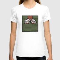 air jordan T-shirts featuring AIR JORDAN 4 by originalitypieces