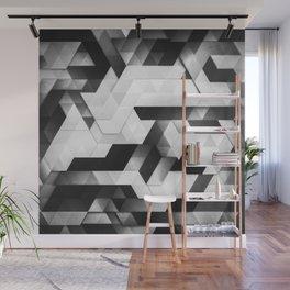 scope (monochrome series) Wall Mural