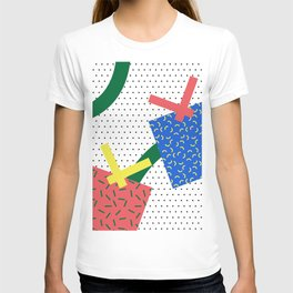 Memphis Christmas Presents T-shirt