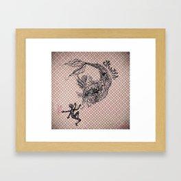Pagé Framed Art Print