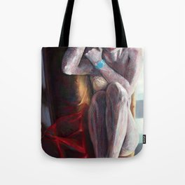 Decisions of Young Freedom Tote Bag