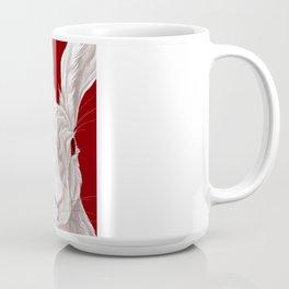 Red Rabbit  Coffee Mug