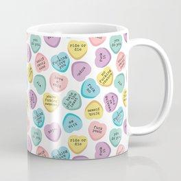 Swearhearts Coffee Mug