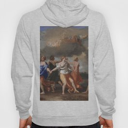 Nicolas Poussin - A Dance to the Music of Time Hoody
