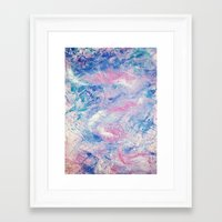 valentines Framed Art Prints featuring Valentines by BritBoi