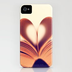 Book Lovers Slim Case iPhone (4, 4s)