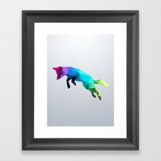 Glass Animal - Flying Fox Framed Art Print