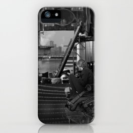 Factory Harbour.  iPhone Case