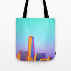 These Streets Will Never Look the Same. Tote Bag