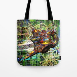 OPERATION AMAZED PALACE initial attack Tote Bag
