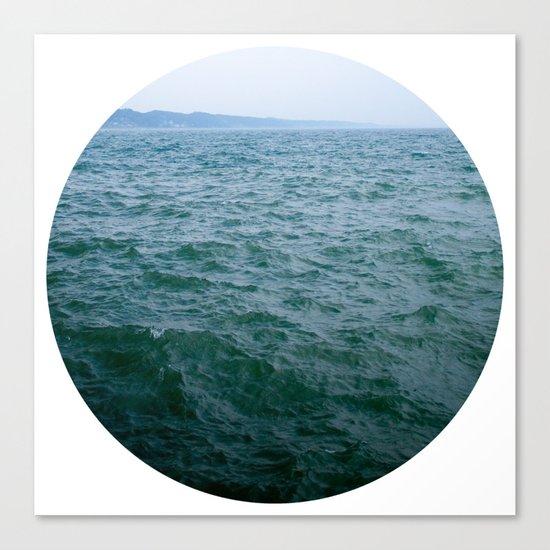 Nautical Porthole Study No.1 Canvas Print