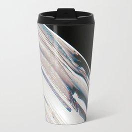 Space Time Blur Metal Travel Mug