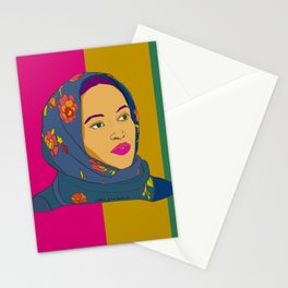 Ilhan Omar Stationery Cards