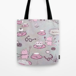 Doodle Climate Tote Bag