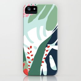 Aqua Paradise iPhone Case
