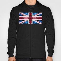 circuit board United Kingdom (flag) Hoody
