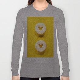 Yellow Valium Long Sleeve T-shirt