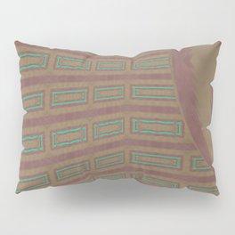 Pallid Minty Dimensions 20 Pillow Sham