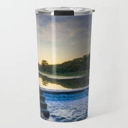 Lake Muhlenberg Dam Travel Mug