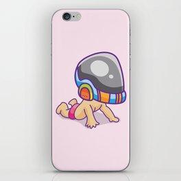 Daftpunk Baby iPhone Skin
