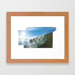colagem5 Framed Art Print