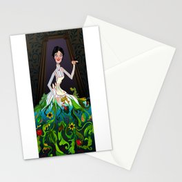 Scary Mary Stationery Cards