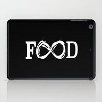 food iPad Cases featuring Food by Poppo Inc.