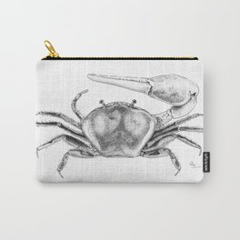 Fiddler Crab Carry-All Pouch
