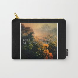 Hope in the Mist Carry-All Pouch