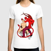 diablo T-shirts featuring El Diablo by drubskin