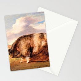 Gloucestershire Old Spot - Digital Remastered Edition Stationery Cards