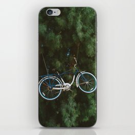 Bicycle Tree iPhone Skin