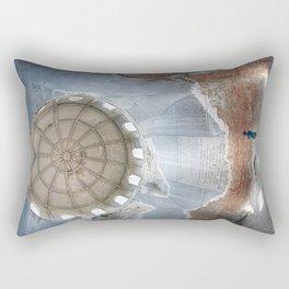 Ancient Architecture Rectangular Pillow