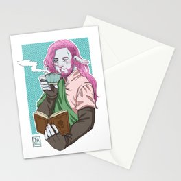 Mister Clay Critical Role Stationery Cards