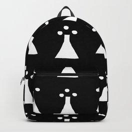 Hermine -Ermine-armino 12 Backpack