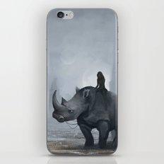 Go, Baby iPhone & iPod Skin