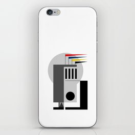 BAUHAUS DREAMING iPhone Skin