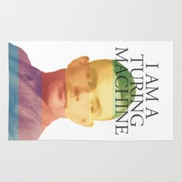 I am a Turing Machine Rug