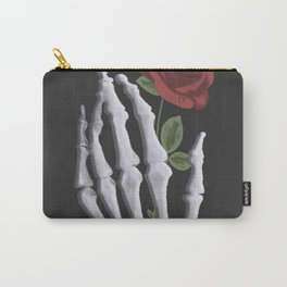 Deadman's Rose Carry-All Pouch