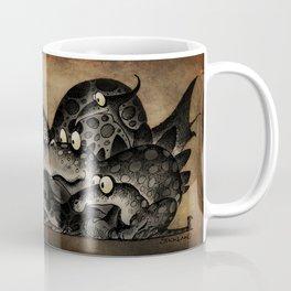 Funny Monsters Coffee Mug