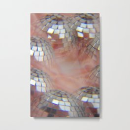 The Disco Metal Print