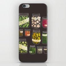 Pickled iPhone & iPod Skin