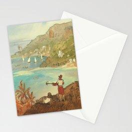 Provincial Polynesia Stationery Cards