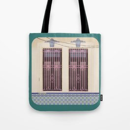 Havana Windows Tote Bag