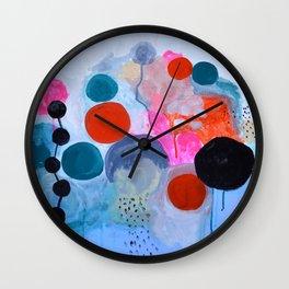 Impromptu No. 1 Wall Clock