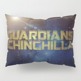 Guardians of the Chinchillas Pillow Sham