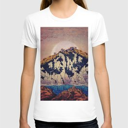Guiding me across Nobe T-shirt