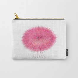 Poofy Zuzzy Carry-All Pouch